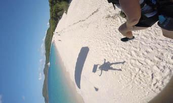Whitehaven Beach Skydiving Thumbnail 4