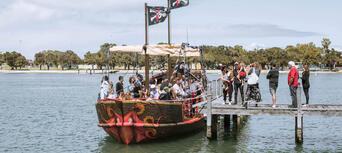 Mandurah Pirate Cruise Thumbnail 4