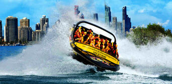 iFLY Indoor Skydiving and Jetboating Package Thumbnail 2