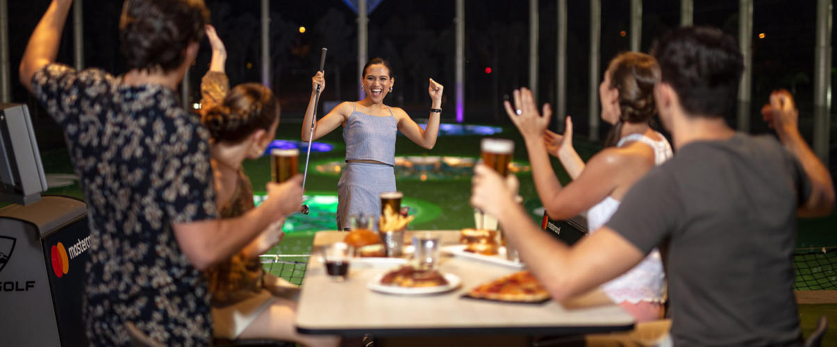 Topgolf Gold Coast Packages