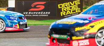 V8 Supercar 5 Lap Driving Experience Thumbnail 6