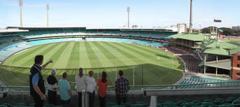Sydney Cricket Ground Guided Walking Tour Thumbnail 1