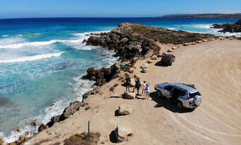 Lincoln National Park Day Tour from Port Lincoln including Wine Tasting Thumbnail 4
