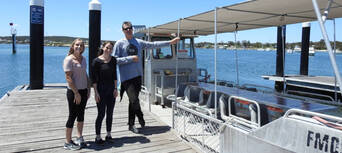 Coffin Bay Day Tour from Port Lincoln including Wine Tasting and Gourmet Lunch Thumbnail 2