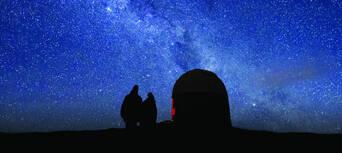 Lake Tekapo Stargazing Tour at Mt John Observatory Thumbnail 1