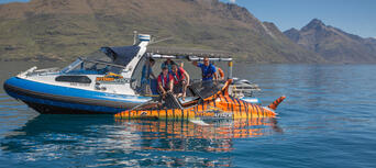 Semi-Submersible Shark Ride in Queenstown Thumbnail 2