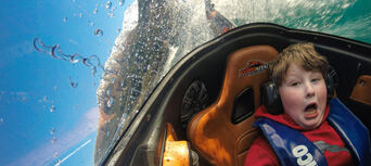 Semi-Submersible Shark Ride in Queenstown Thumbnail 3