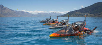 Semi-Submersible Shark Ride in Queenstown Thumbnail 5
