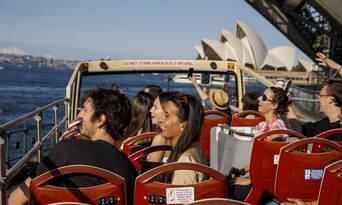 Sydney And Bondi Hop On Hop Off Bus Tour + 4 Famous Attractions Thumbnail 2