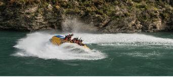 25 Minute Adrenalin Jetboat Ride Thumbnail 3
