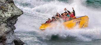 25 Minute Adrenalin Jetboat Ride Thumbnail 5