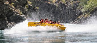 25 Minute Adrenalin Jetboat Ride Thumbnail 6