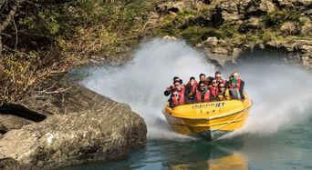 25 Minute Adrenalin Jetboat Ride Thumbnail 1