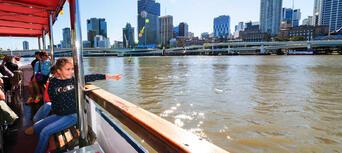 Brisbane River Midday Sightseeing Cruise Thumbnail 1