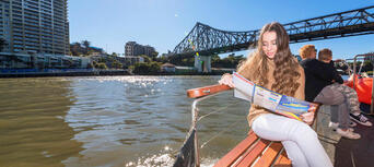 Lunch Cruise on the Brisbane River Thumbnail 1
