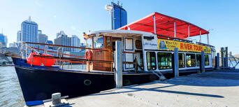 Lunch Cruise on the Brisbane River Thumbnail 2