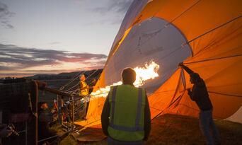 Hot Air Ballooning in Launceston & Northern Tasmania Thumbnail 2