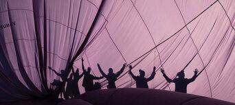 Hot Air Ballooning in Launceston & Northern Tasmania Thumbnail 6