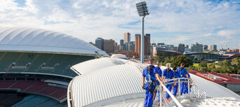 Adelaide Oval Night Roof Climb Thumbnail 6