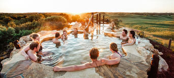 Mornington Peninsula and Hot Springs Day Tour from Melbourne Thumbnail 2