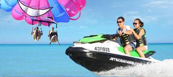 Gold Coast Parasail and Jet Ski Combo Thumbnail 1
