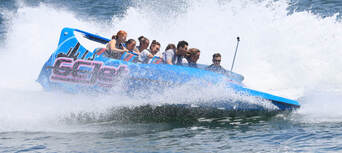 Gold Coast Tandem Parasail and Jet Boat Package Thumbnail 3