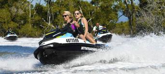 Gold Coast Parasail, Jet Boat and Jet Ski Combo Thumbnail 4