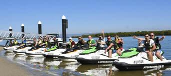 Gold Coast Parasail, Jet Boat and Jet Ski Combo Thumbnail 5