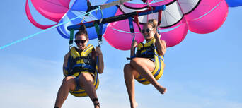 Gold Coast Parasail, Jet Boat and Jet Ski Combo Thumbnail 6