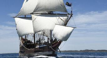 Duyfken Ship Tour and Entry to AQWA Thumbnail 1