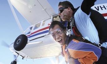 10,000ft Tandem Skydive over Rottnest Island Thumbnail 1