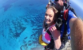 10,000ft Tandem Skydive over Rottnest Island Thumbnail 6