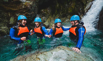 Half Day Canyoning  - Queenstown Thumbnail 4