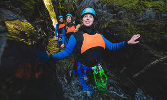 Half Day Canyoning  - Queenstown Thumbnail 1