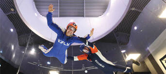 iFLY Indoor Skydiving Penrith - Virtual Reality Thumbnail 4