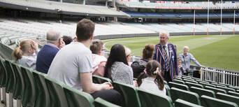 Melbourne Cricket Ground Tours Thumbnail 2
