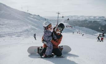 First Timer Ski or Snowboard Package at Cardrona Alpine Resort Thumbnail 4