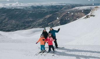 First Timer Ski or Snowboard Package at Cardrona Alpine Resort Thumbnail 6