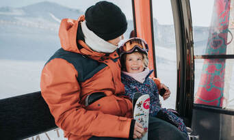 Full Day or Multi Day Ski Lift Passes at Cardrona Alpine Resort Thumbnail 1