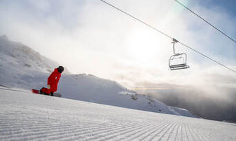 Full Day or Multi Day Ski Lift Passes at Cardrona Alpine Resort Thumbnail 2