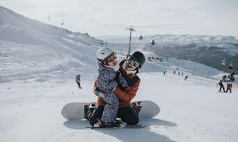 Full Day or Multi Day Ski Lift Passes at Cardrona Alpine Resort Thumbnail 4