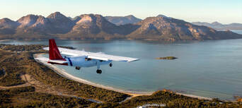 Wineglass Bay and Wildlife Tour with Scenic Flights from Hobart Thumbnail 2