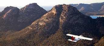 Wineglass Bay and Wildlife Tour with Scenic Flights from Hobart Thumbnail 5