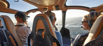 Melbourne Bayside Scenic Helicopter Flight Thumbnail 1