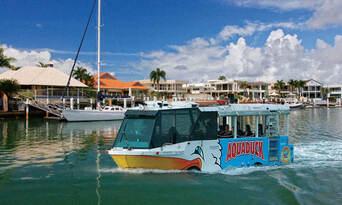 Aquaduck Tours Sunshine Coast Thumbnail 3