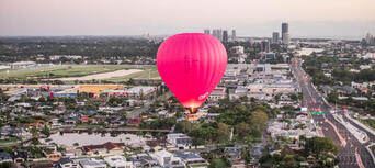 30 to 60 Minute (Average 45 Minute) Balloon Flight from Brisbane Thumbnail 1
