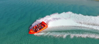 Surfers Paradise Jet Boat and Helicopter Package Thumbnail 3