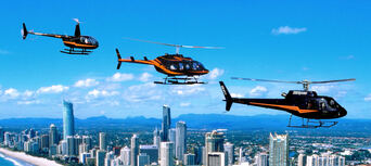 Surfers Paradise Jet Boat and Helicopter Package Thumbnail 4