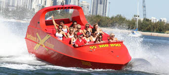Surfers Paradise Jet Boat and Helicopter Package Thumbnail 5