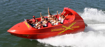 Surfers Paradise Jet Boat and Helicopter Package Thumbnail 6